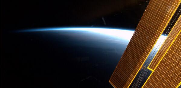 Amazing Space Photos by NASA Astronaut Reid Wiseman