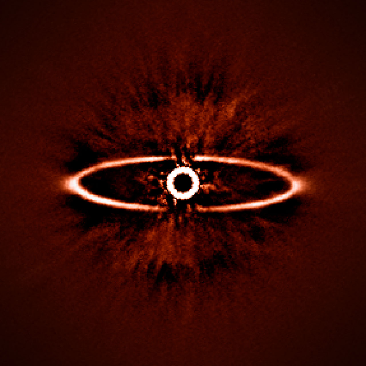 Alien Planet-Hunting Telescope Tool Snaps 1st Amazing Images (Video, Photos)