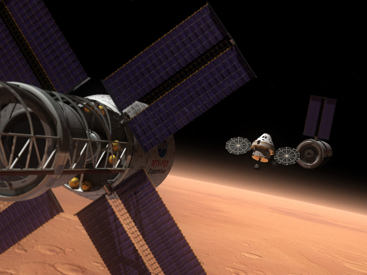 To Send Astronauts to Mars, NASA Needs New Strategy: Report
