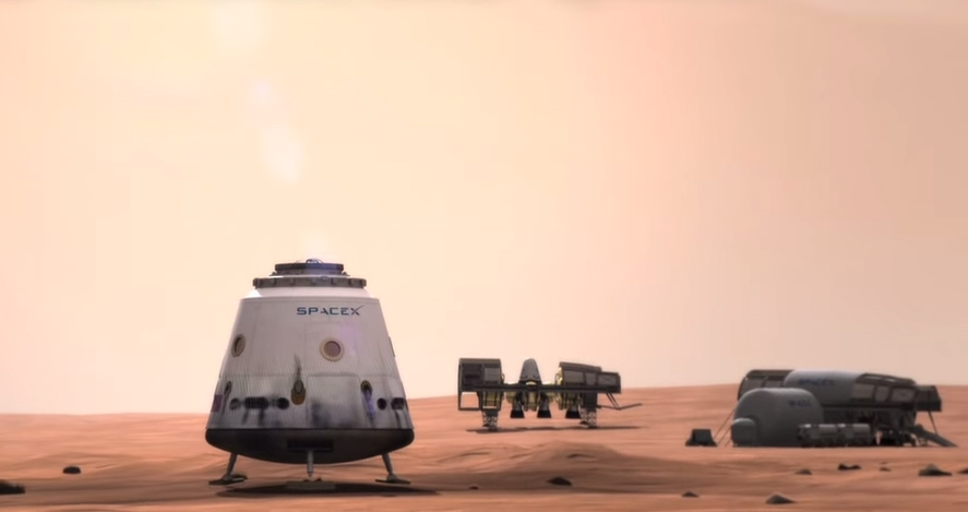 Putting Humans on Mars Is 'Risk Management' for Our Species, SpaceX President Says