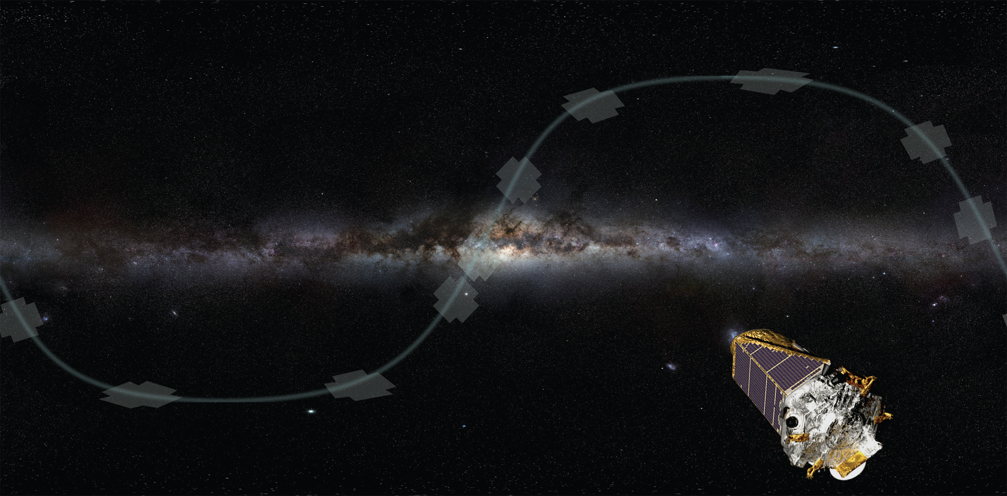 NASA's Prolific Kepler Spacecraft Begins New Search for ...
