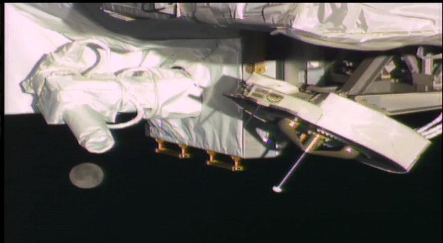 NASA Laser Beams HD Video From Space Station