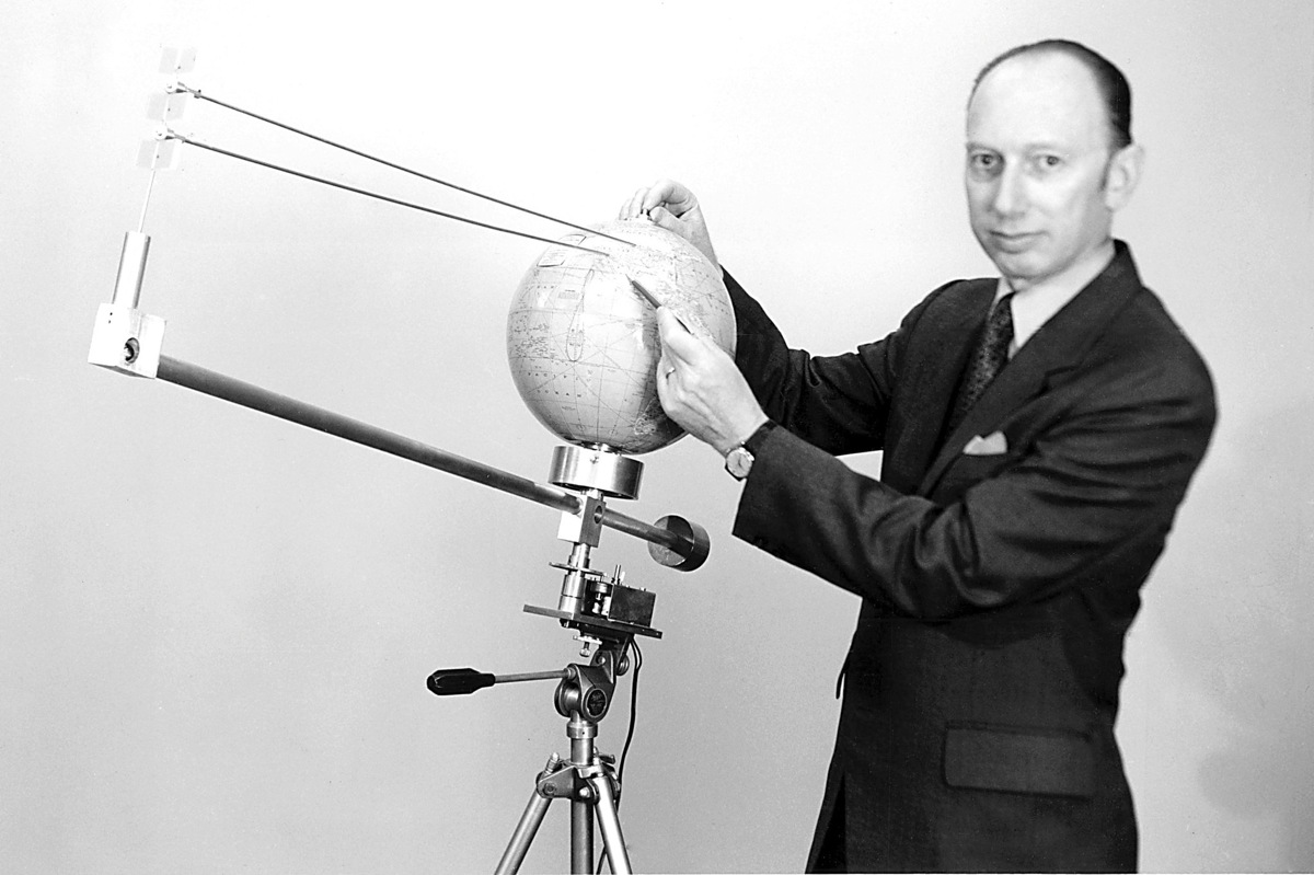 Peter Glaser, Father of Solar-Power Satellite Idea, Dies at 90