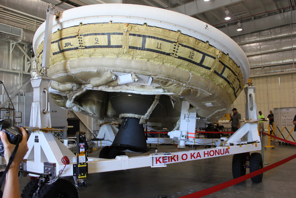 NASA 'Flying Saucer' Launch Delayed to Saturday by Bad Weather