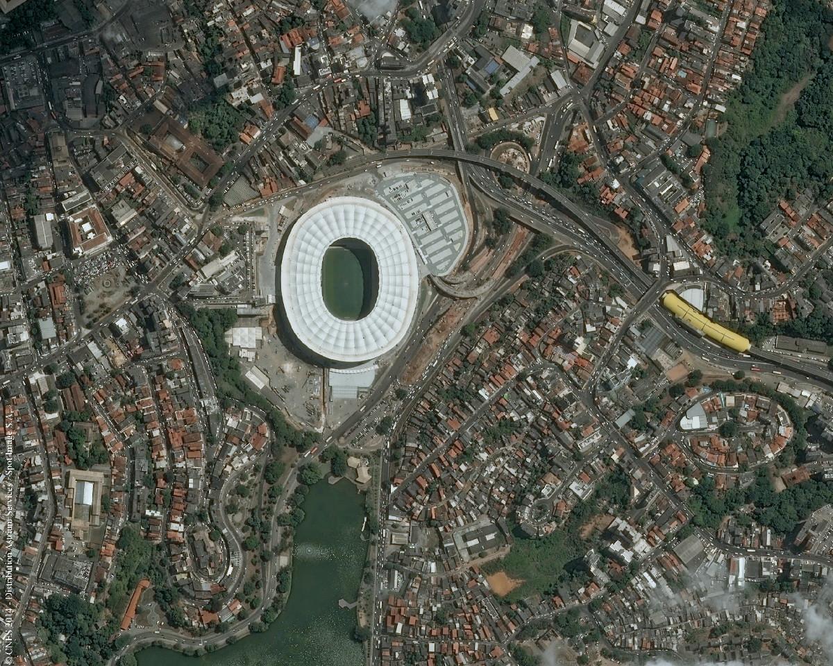 Arena Fonte Nova, Salvador