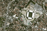 The twin Pléiades satellites of Airbus Defence and Space have captured images of the 12 soccer stadiums in cities across Brazil which will host the 2014 FIFA World Cup tournament.