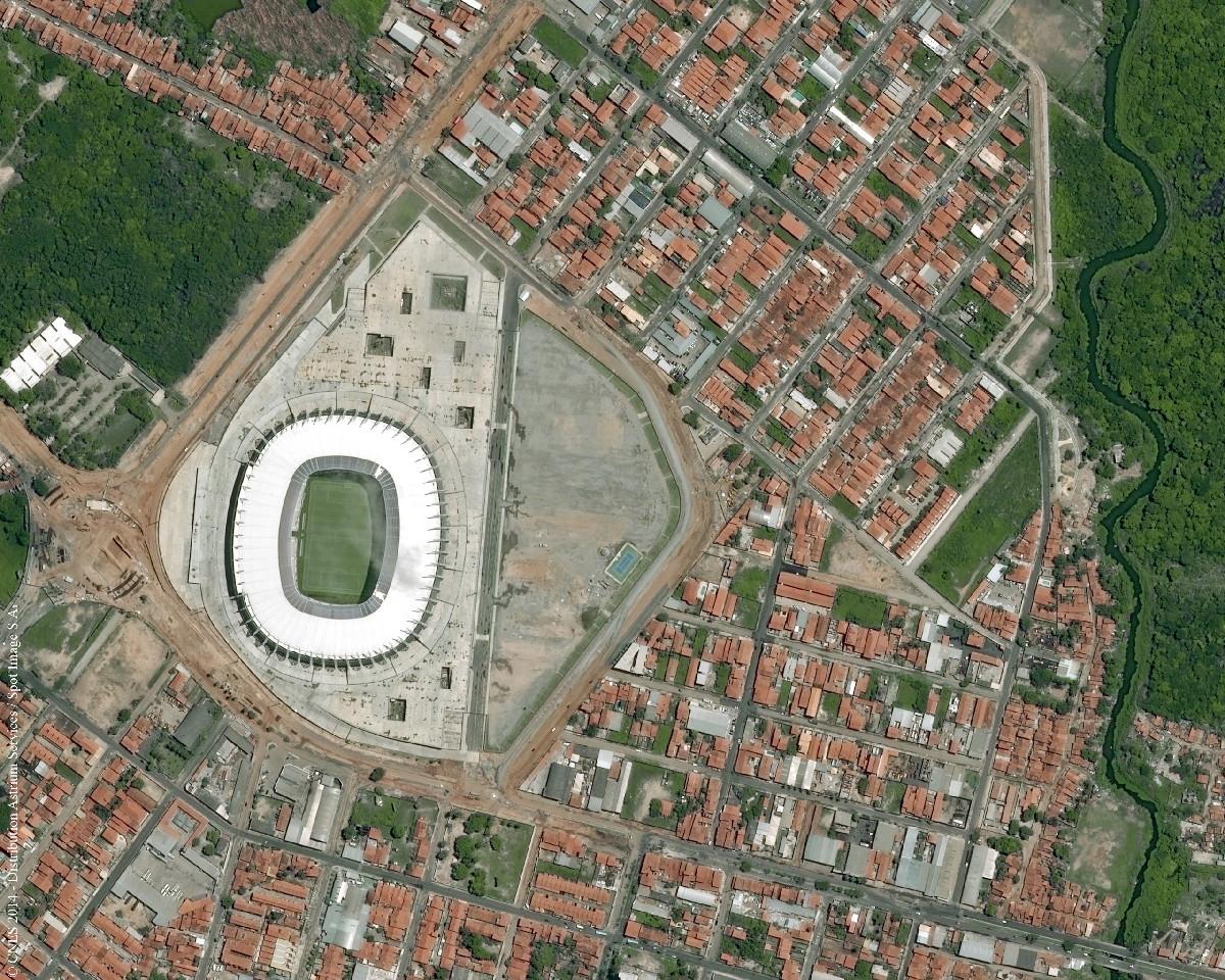 Arena Castelão, Fortaleza
