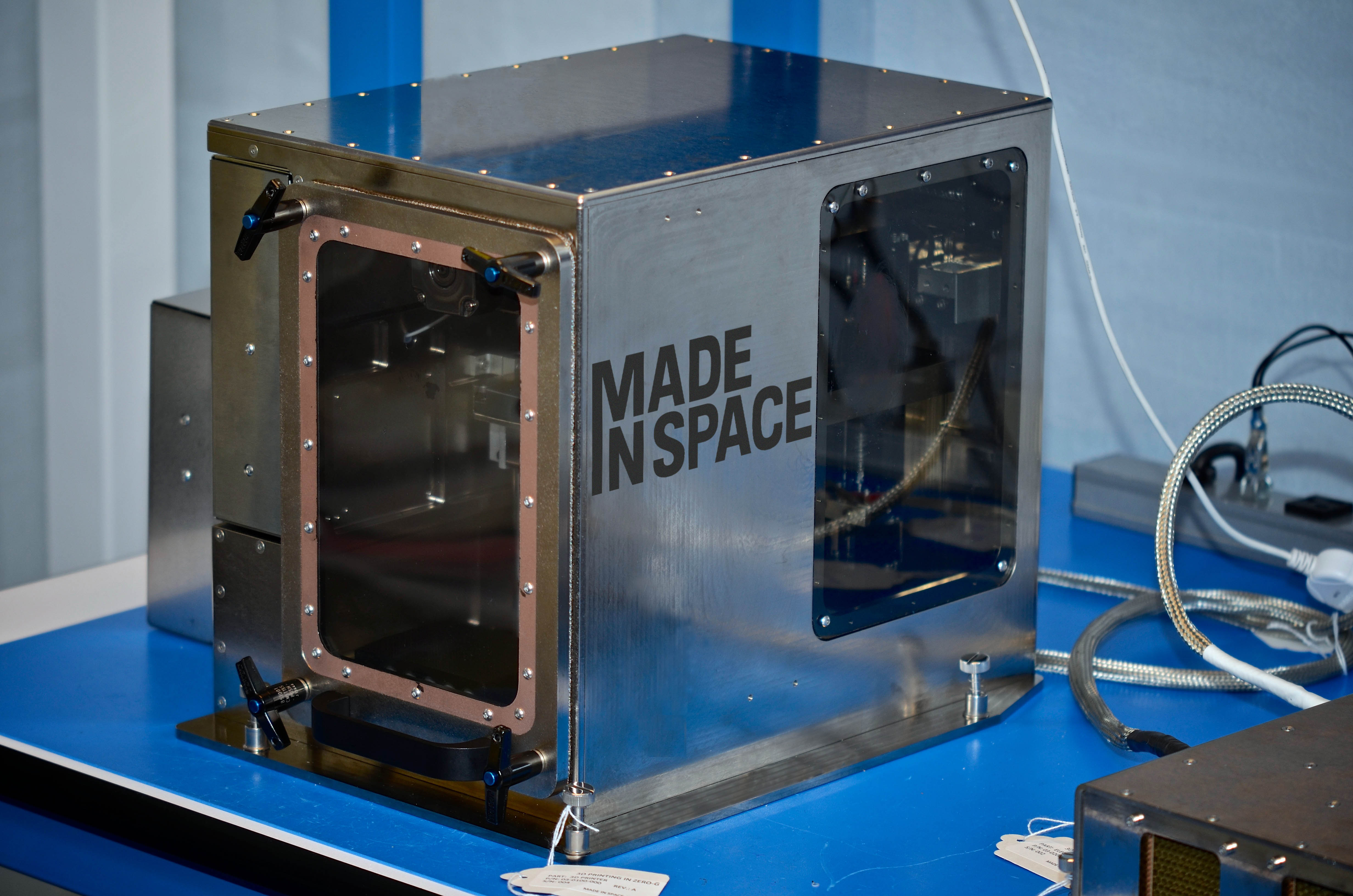 3D Printer Cleared for August Launch to Space Station