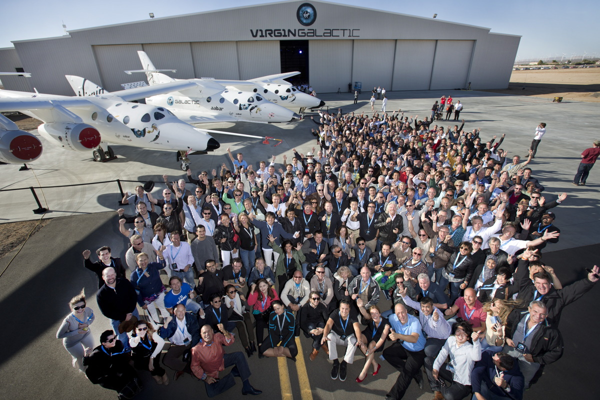 Virgin Galactic's Spaceline Picture Coming into Focus