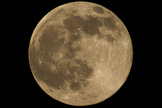 Astrophotographer Greg Hogan took this image of the full moon on June 12, 2014 from Kathleen, Georgia.