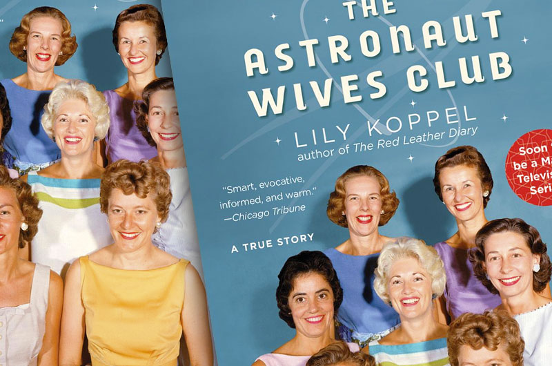 'Astronaut Wives' Author Marks Book's 1st Year with New Softcover, TV Series