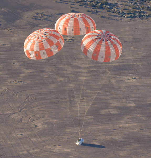 Orion: Spacecraft to Take Astronauts Beyond Earth Orbit