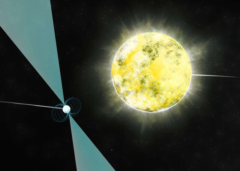 Cold Dead Star May Be a Giant Diamond