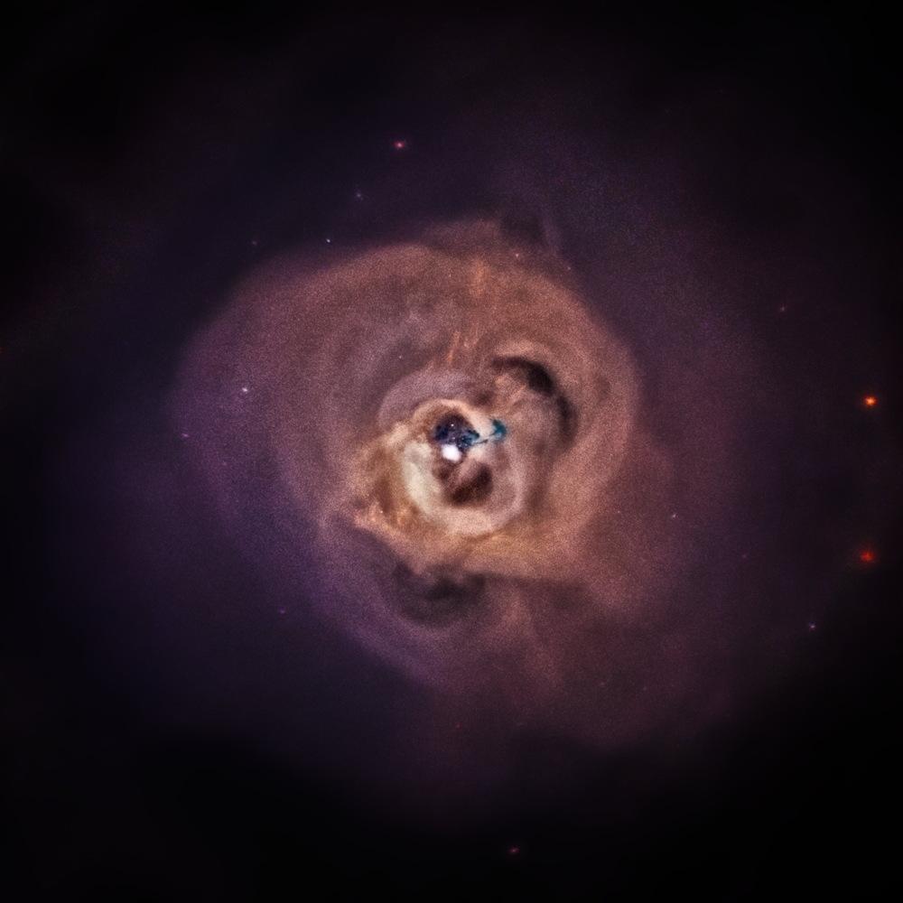 X-Ray Signal May Illuminate Dark Matter Mystery