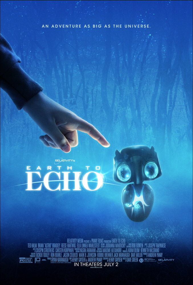 'Earth to Echo': Could Extraterrestrial Life Be Cute?