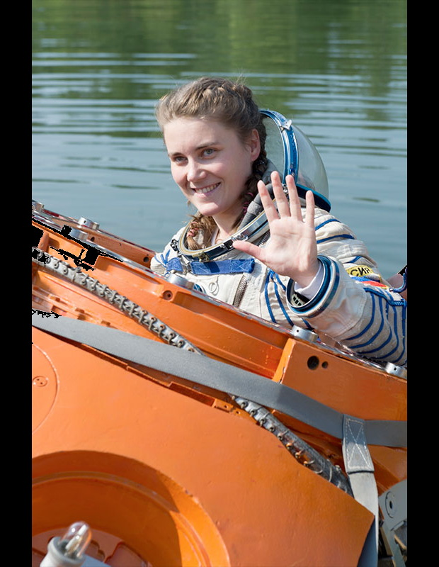 Russia Reinstates Rejected Female Cosmonaut Candidate