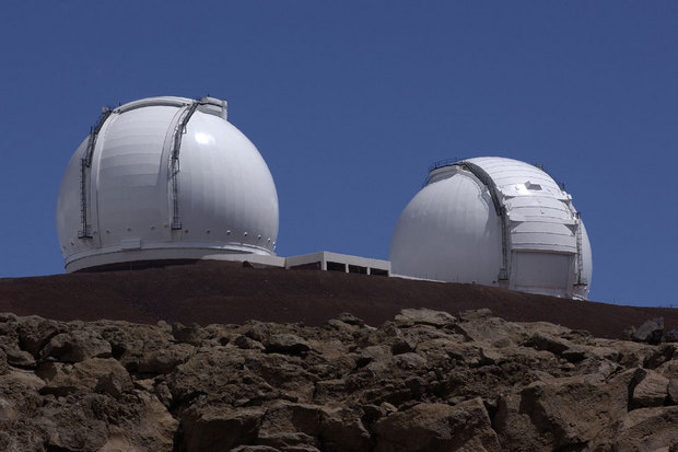 Keck Observatory: Twin Telescopes on Mauna Kea