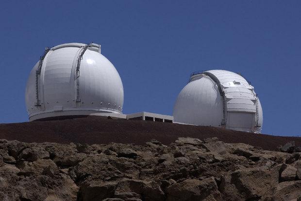 Keck Observatory: Twin Telescopes on Mauna Kea