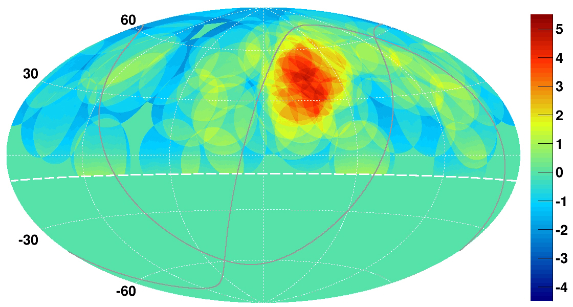 Big Dipper Hotspot May Help Solve 100-Year-Old Cosmic Ray Mystery