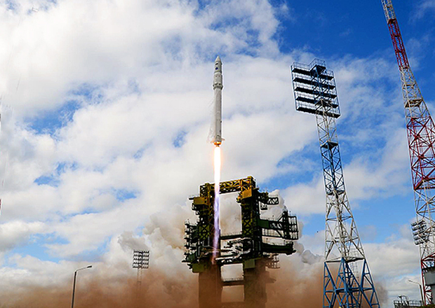 Russia's Next-Generation Angara Rocket Aces 1st Test Launch