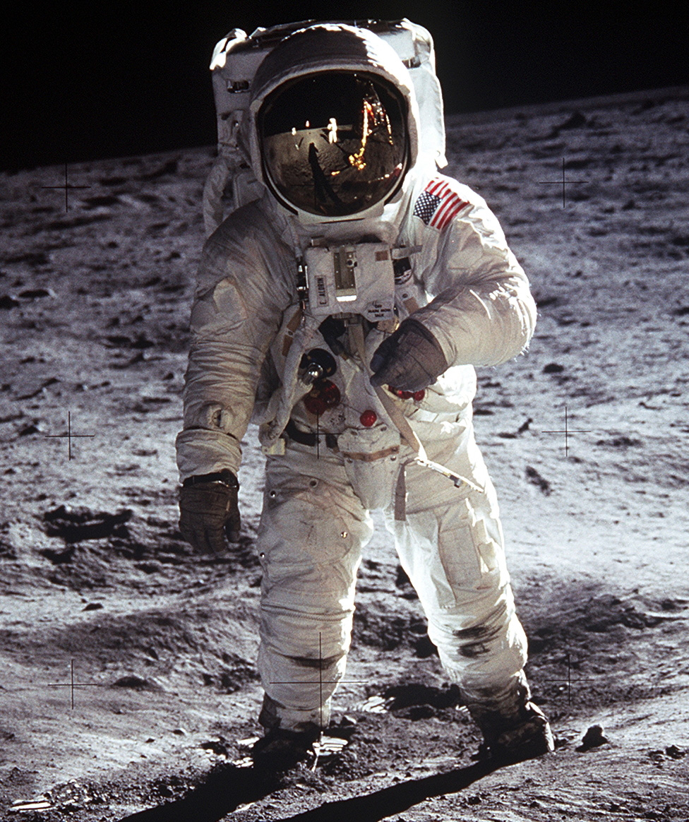 Buzz Aldrin Visits Space.com Monday for Apollo 11 Google Hangout