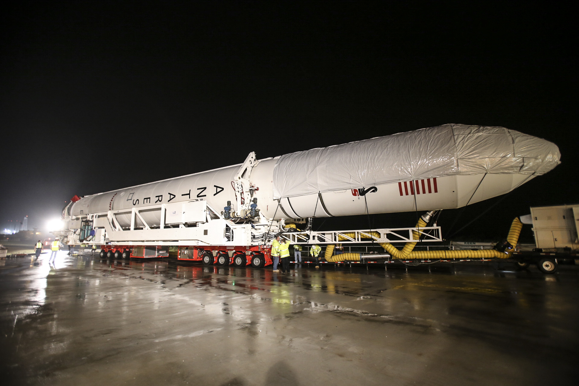 Private Cargo Ship Launch to Space Station Delayed to Sunday