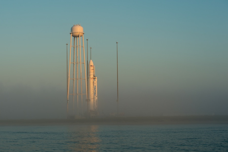 Private US Cargo Ship Launching to Space Station Today: Watch It Live