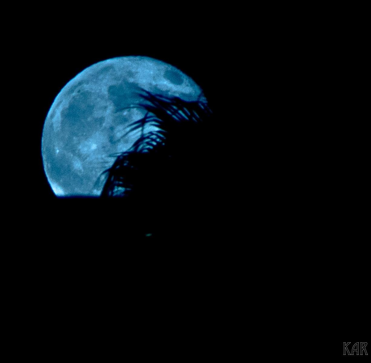 Supermoon of July 12, 2014: By Kelly Rich