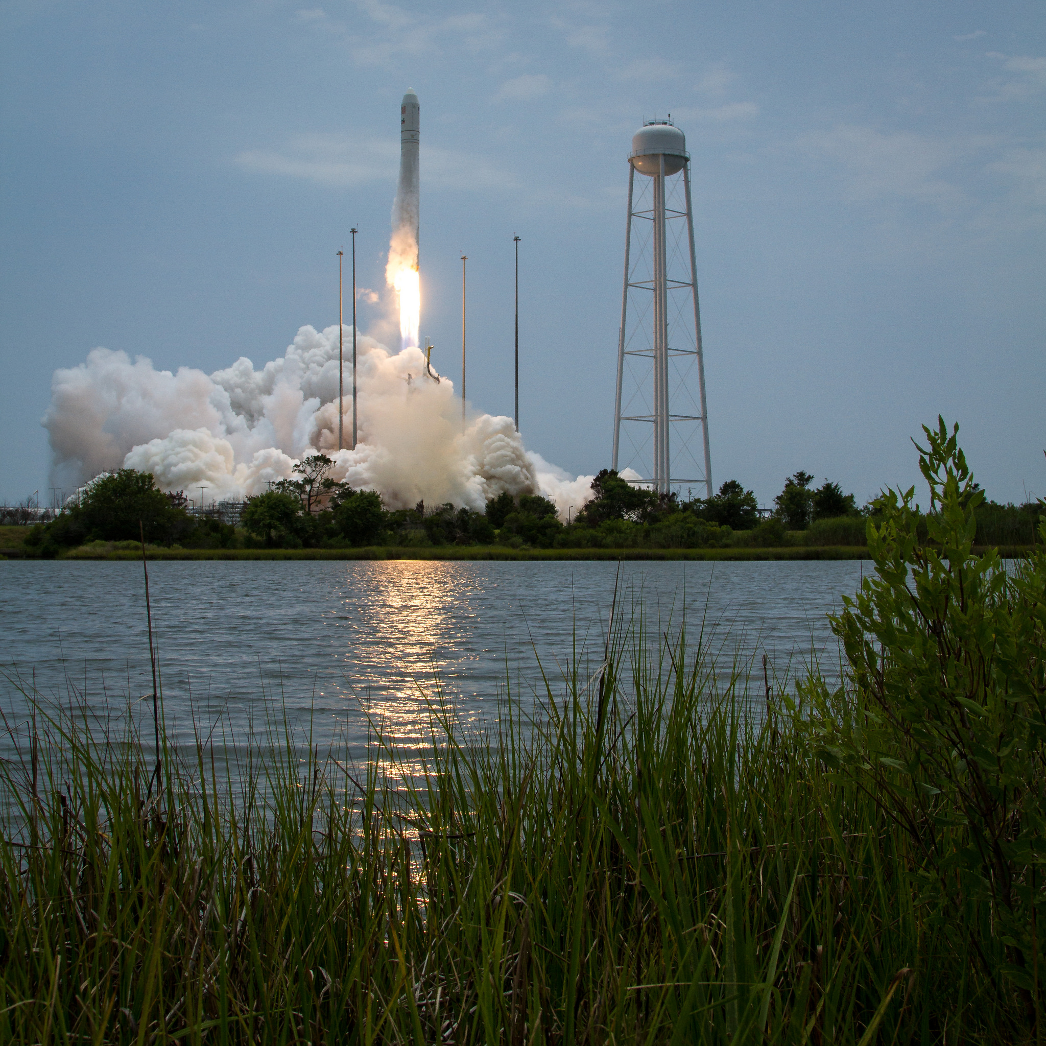 Orbital Sciences Corporation Antares Rocket Mission