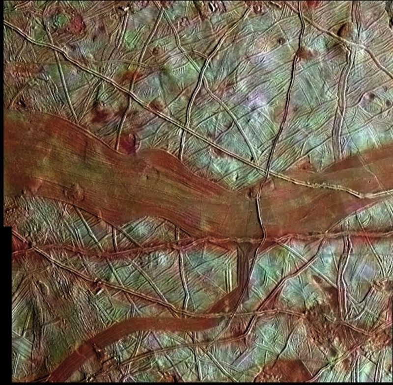 Ideas Wanted for NASA Mission to Jupiter's Icy Moon Europa