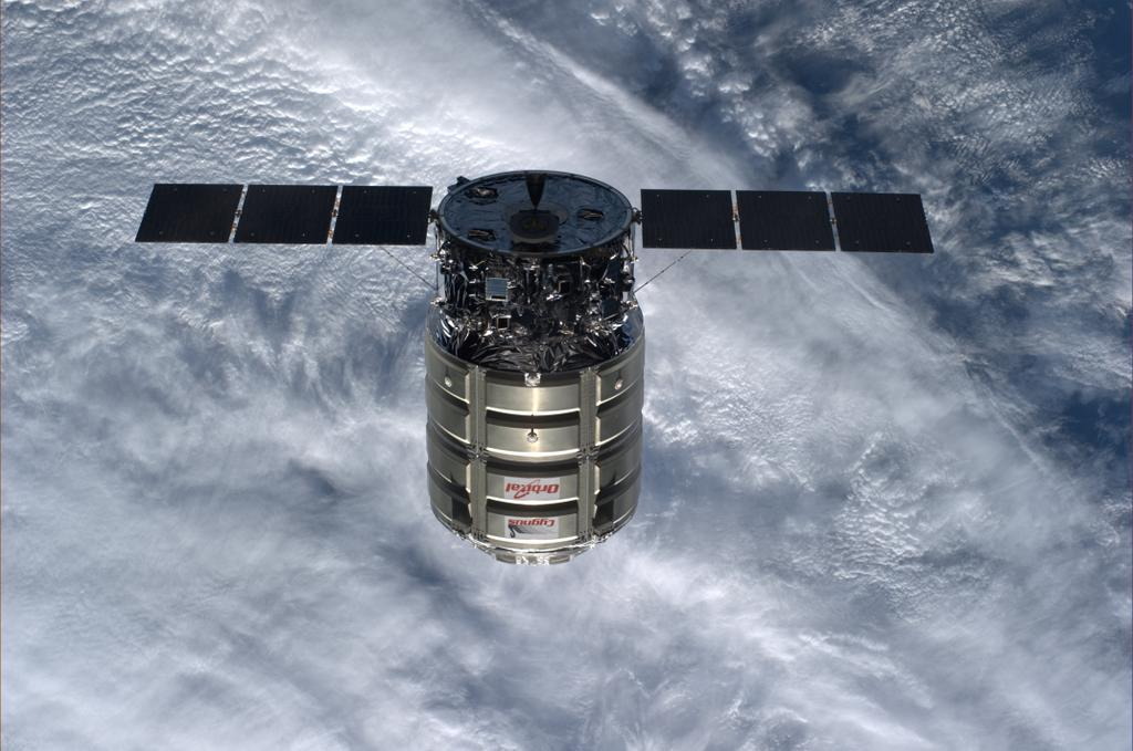 Cygnus Orb-2 Mission About to Arrive at the International Space Station