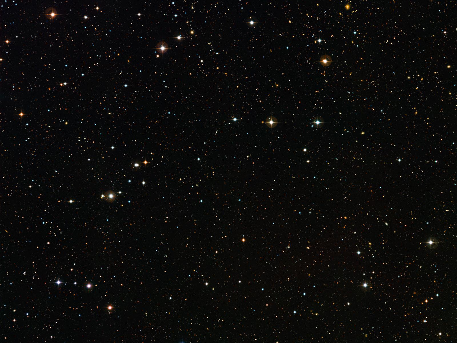 A Deep Look   Space Wallpaper