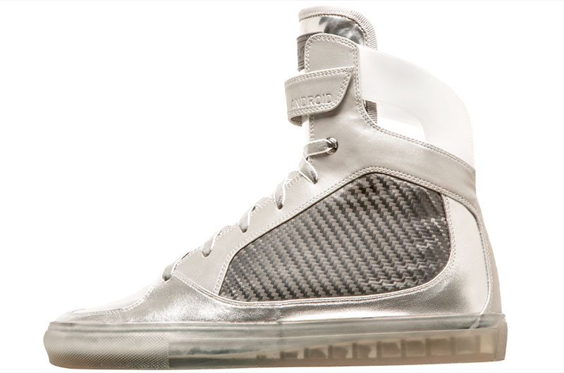 Moon Boot-Styled Sneakers Celebrate GE's Role in Apollo 11 Lunar Landing