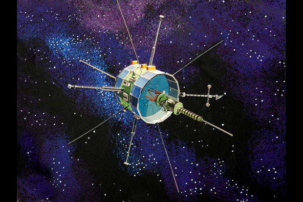 Vintage NASA Probe, Once Abandoned in Space, Still Has Fuel