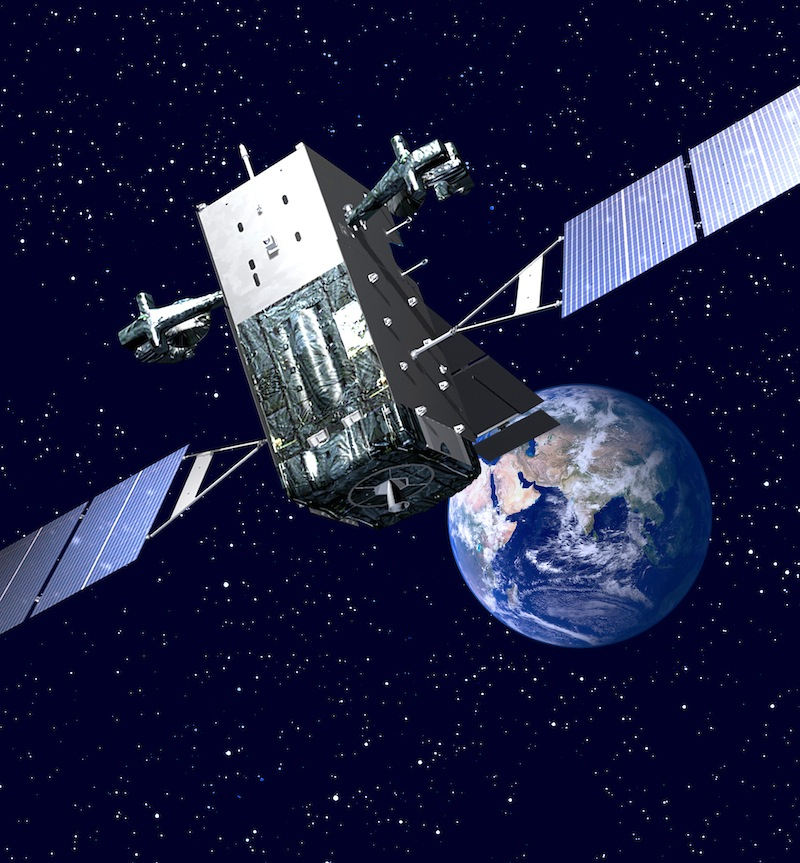 Military Satellites Likely Saw Missile Strike on Malaysian Airlines Flight