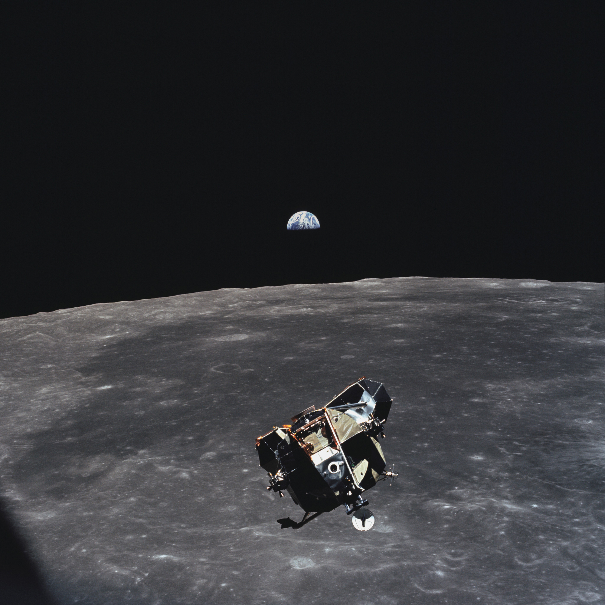 Apollo 11 Moon Landing Carried Big Risks for Astronauts, NASA