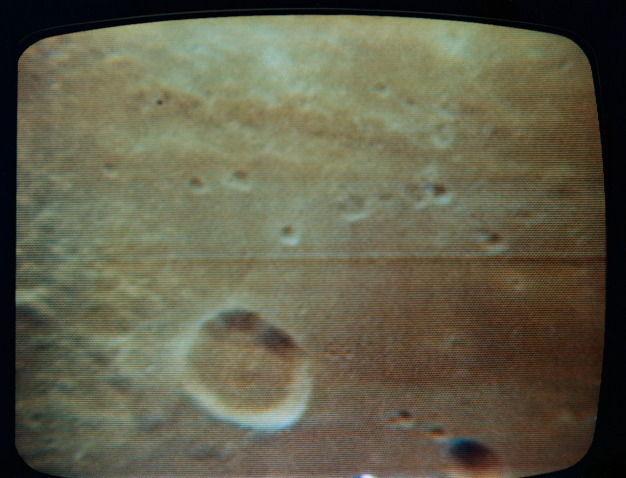 Apollo 11 Flight Log, July 19, 1969: Live TV from near the Moon
