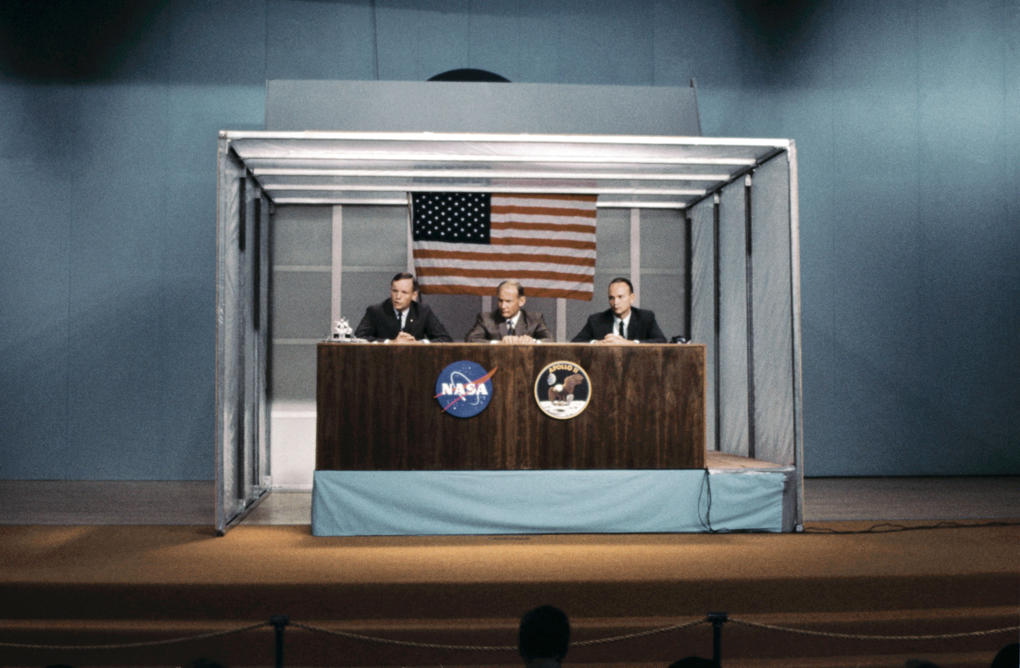Apollo 11 Preflight Press Conference