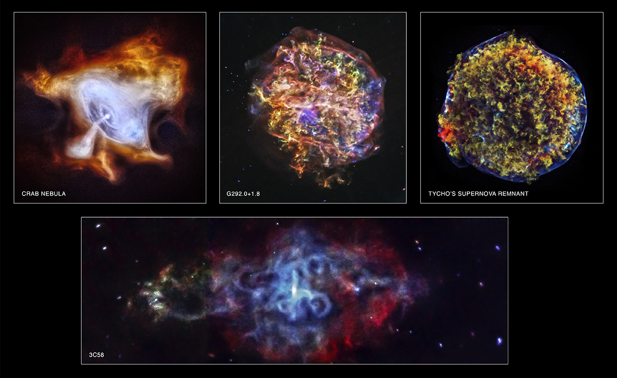 NASA's Chandra X-ray Observatory Celebrates 15th Anniversary