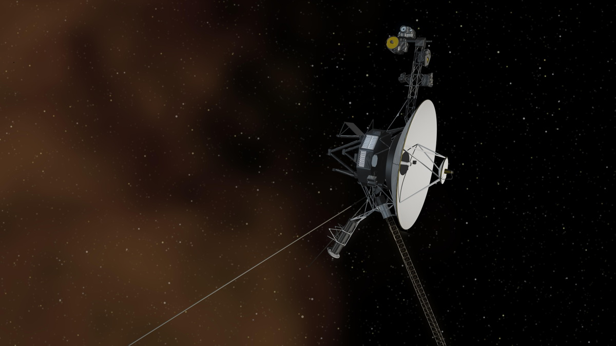 Voyager Artist's Rendition