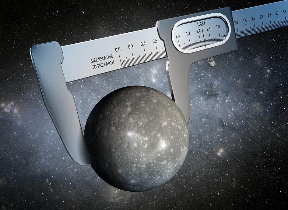 Alien Planet's Size Measured Like Never Before