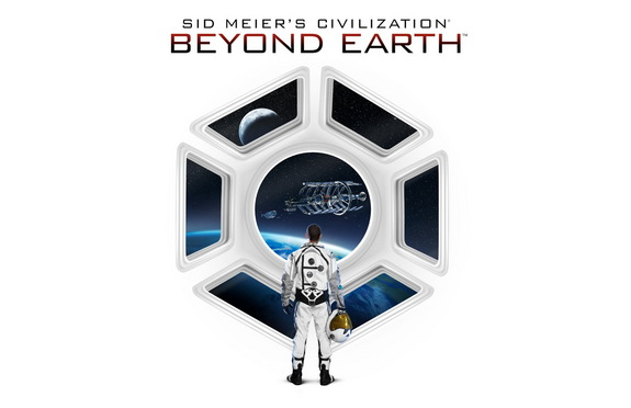 2K Games and Firaxis released a promotional graphic for the forthcoming computer game: Sid Meier's Civilization: Beyond Earth, due in October 2014.