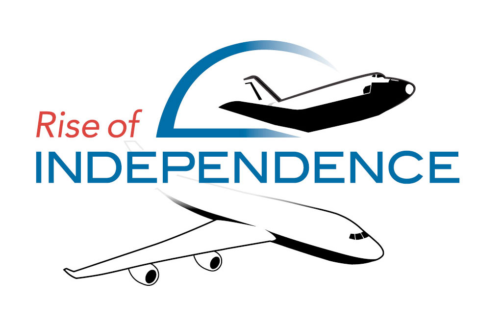 Rise of 'Independence' Logo