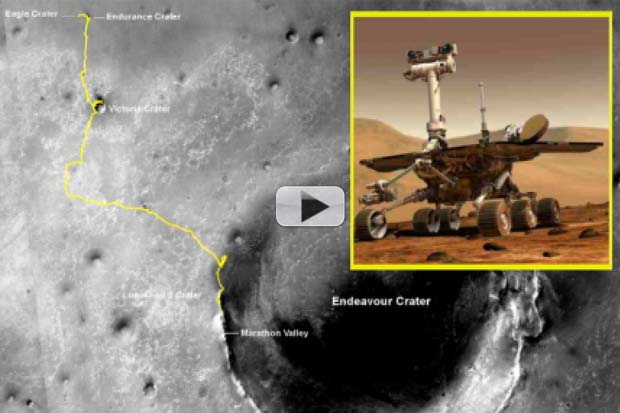 the mars exploration rover mission essay