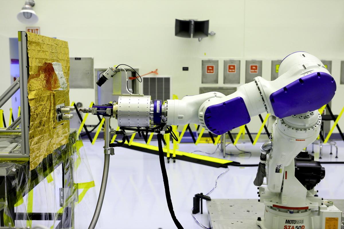 real space robots nasa - photo #22