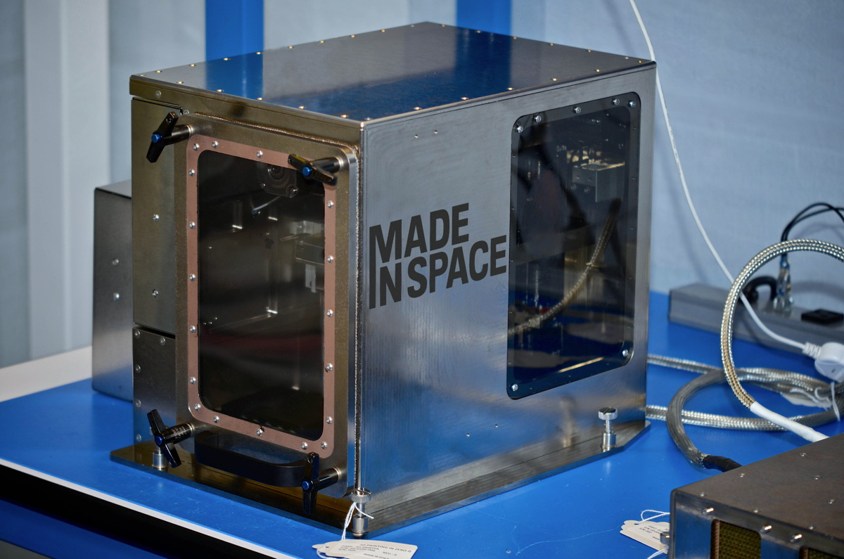 NASA Urged to Accelerate 3D Printing on Space Station