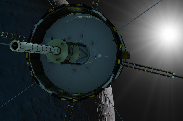 Vintage NASA Spacecraft to Tackle Interplanetary Science