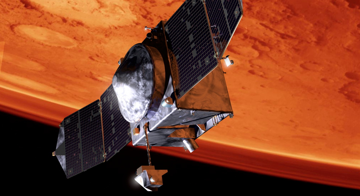 NASA Prepping Mars Probes, Rovers for Close Comet Flyby