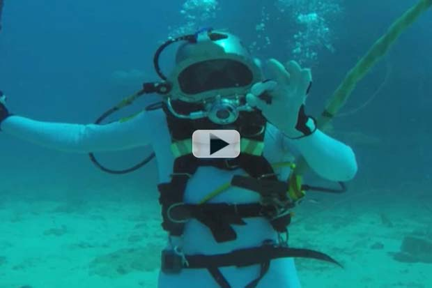 Aquanautics: Why Astronauts Train Underwater | Video