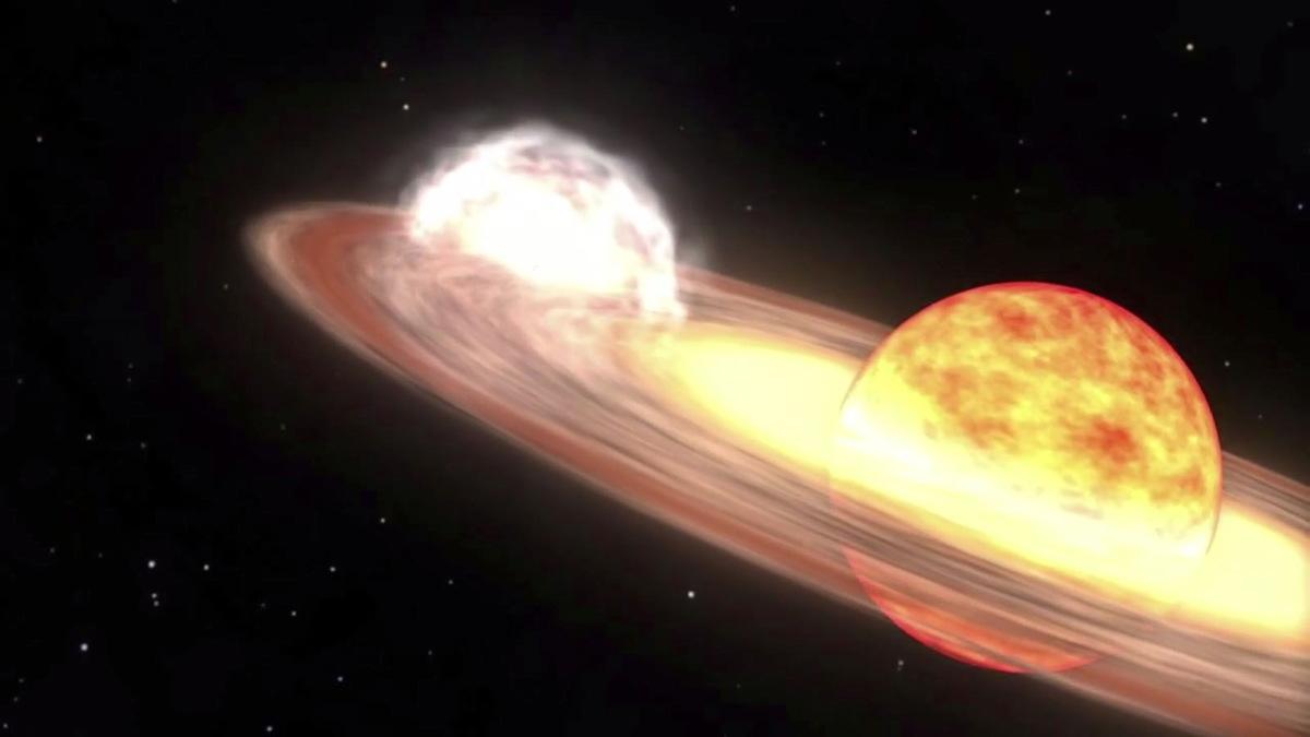 Going Nova: Star Explosions Unleash Gamma-Ray Blasts